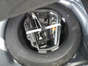 spare tire