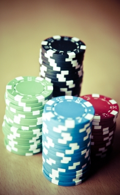 RHP Stock Poker Chips